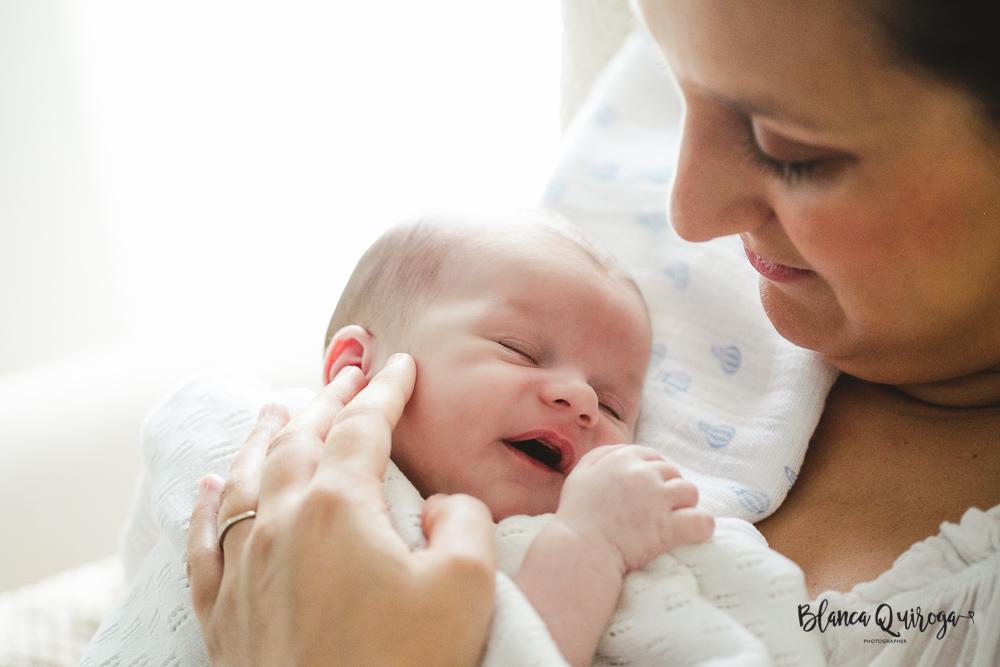 Blanca Quiroga. Fotografo recien nacido sevilla. New born.