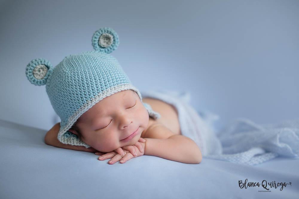 Blanca Quiroga. Fotografo recien nacido, bebe, newborn en Sevilla