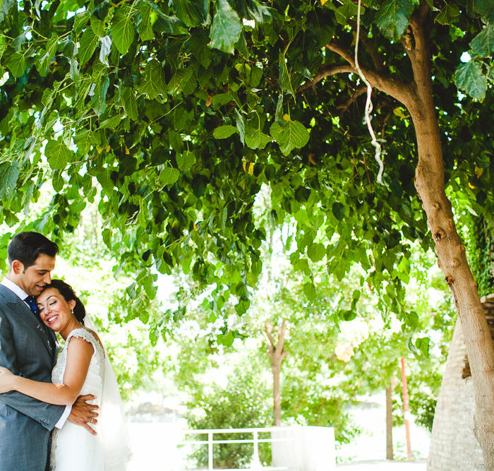Cristina y Rafael. Previo Boda en el hotel Rivera de Triana. Sevilla