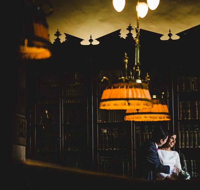 Previo de una boda en el Circulo de la Amistad. Córdoba.