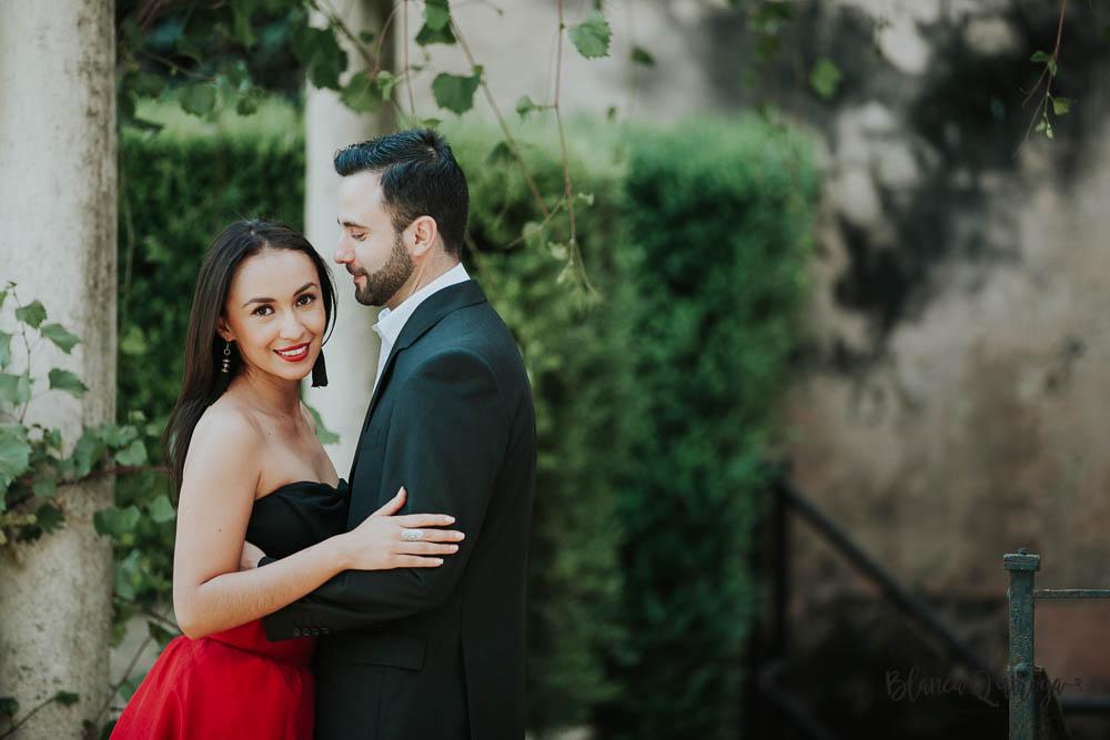 Blanca Quiroga. Fotografo boda sevilla. Preboda Reales Alcazares Sevilla.