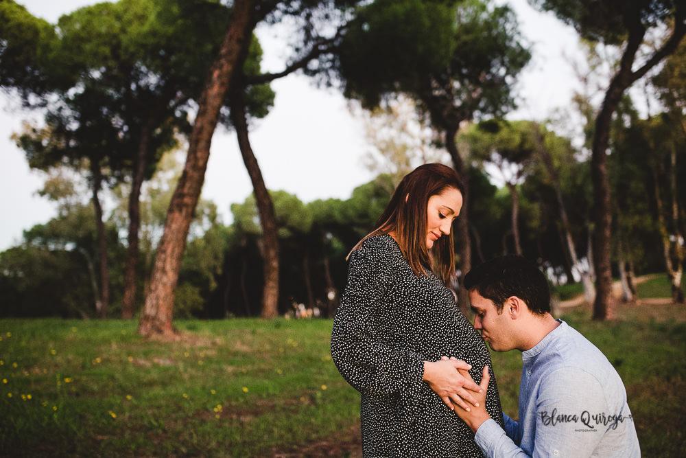 Blanca Quiroga. Fotografo embarazo, premama, familias en Sevilla
