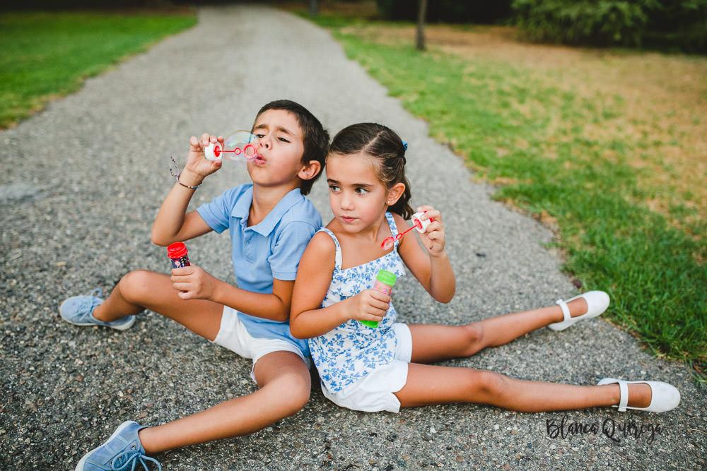Blanca Quiroga. Fotografia infantil parque de los príncipes, sevilla