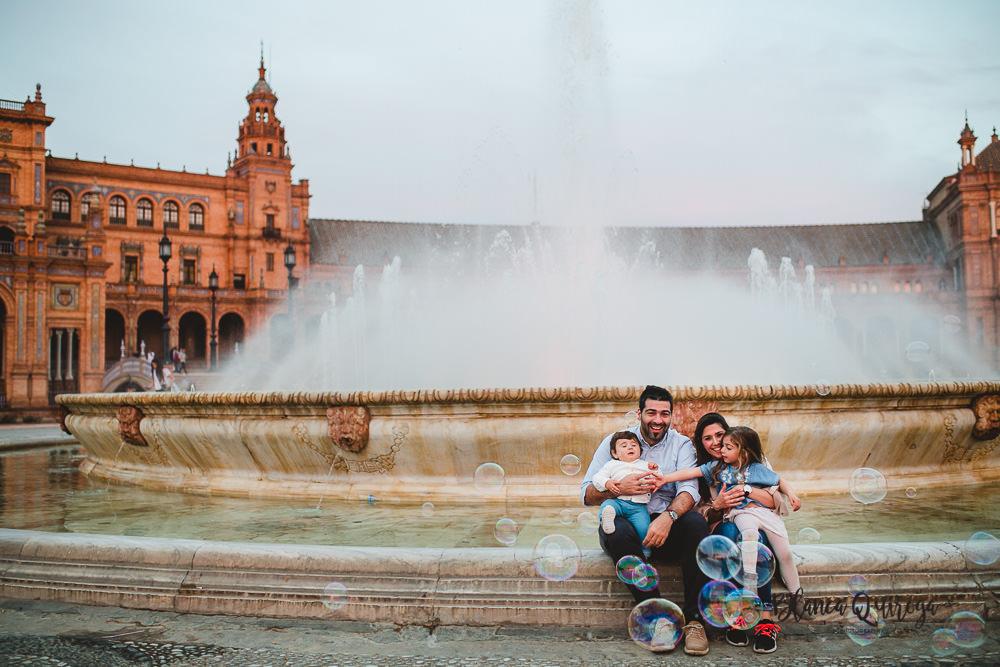 Blanca Quiroga. Fotografia infantil, familia, niños Sevilla