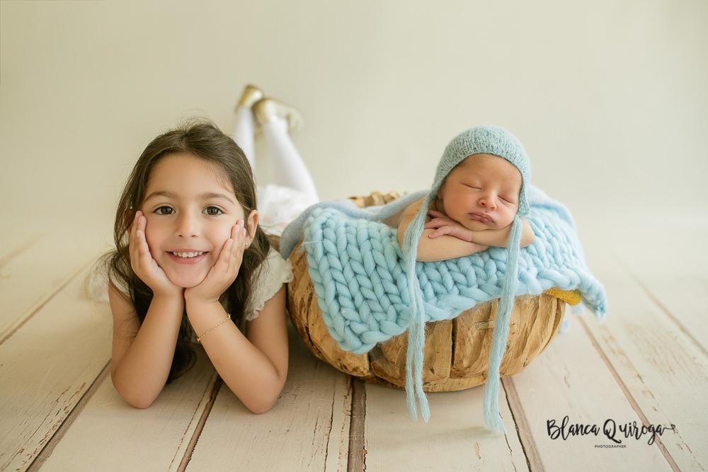 Blanca Quiroga. Estudio fotografia bebe, recién nacido, Newborn Sevilla
